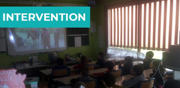 CP de l'école de Oiron (79)