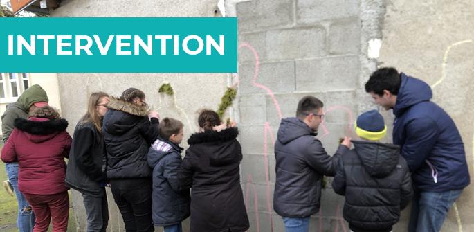 3eme intervention à l'IME de Veniers (86)
