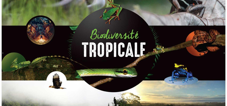 """Exposition en plein air """"VREB Biodiversité"""" financée par la commune d'Airvault (79)"""